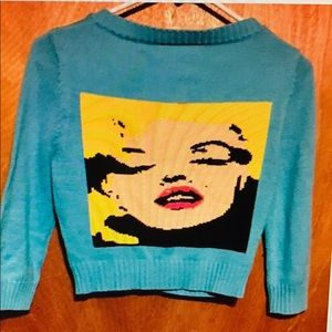 Betsey Johnson Marilyn sweater